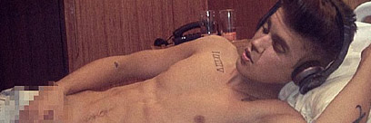 Justin Bieber Nude Self-Shots